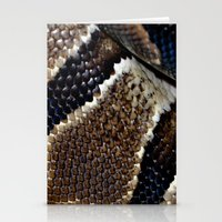monty python Stationery Cards featuring Python by Elaine C Manley
