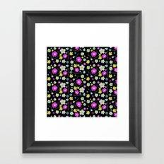 Candy Primrose Framed Art Print