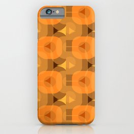 70s Era interior design iPhone Case