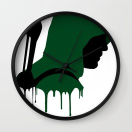 The Arrow Wall Clock