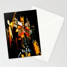 Golden Optimus Stationery Cards