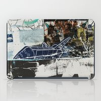 plane iPad Cases featuring Plane by Atlen