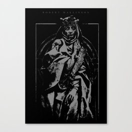 The Old Queen Canvas Print