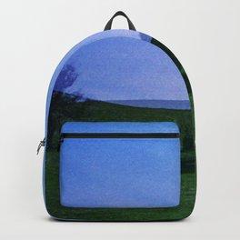 MM 309 . Blue Hues x Royal Green Fields Backpack