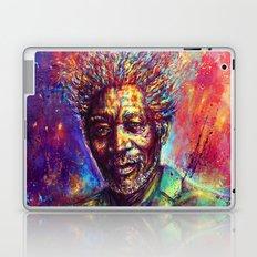 Morgan Freeman Laptop & iPad Skin