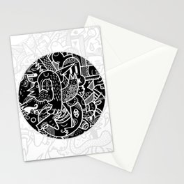 Creature Comforts (Faded) Stationery Cards