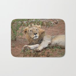 African Dreams Bath Mat