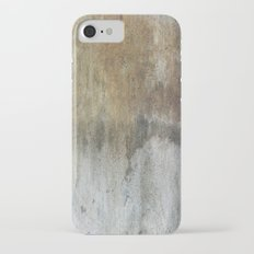 Stained Concrete Texture 9416 iPhone 7 Slim Case