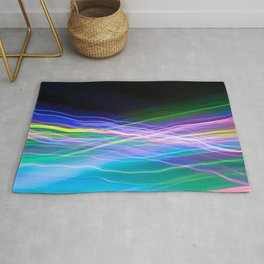 saturn frequency Rug