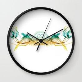 The Crab 2 Wall Clock