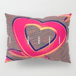 te quiero mucho Pillow Sham