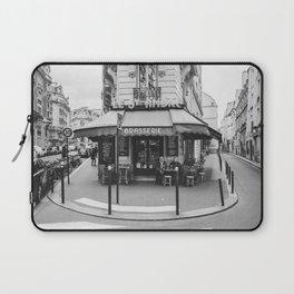 Brasserie Paris Laptop Sleeve