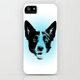 The Dog iPhone Case