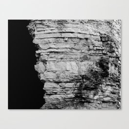 Layers and Space II Canvas Print