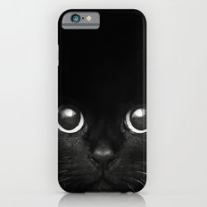 Black Cat Slim Case iPhone 6