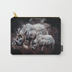 Dangerous Rhino Carry-All Pouch