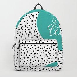 Just Let Go Backpack