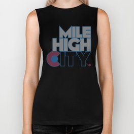 Mile High City - A Biker Tank