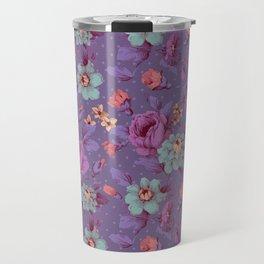 Hopeless Romantic - lavender version Travel Mug