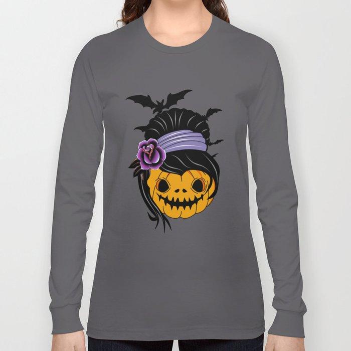 Halloween Long Sleeve T-shirt