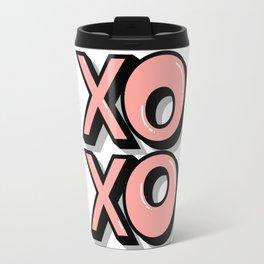 XOXO Hugs & Kisses Travel Mug