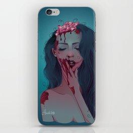 Lana da Zombi iPhone Skin