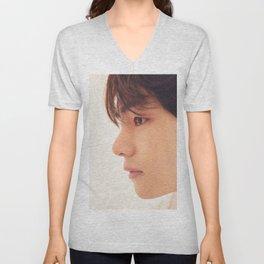 V / Kim Tae Hyung - BTS Unisex V-Neck