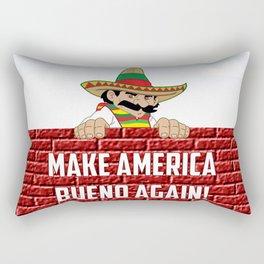Make America Bueno Again Rectangular Pillow