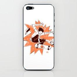 Skater iPhone Skin