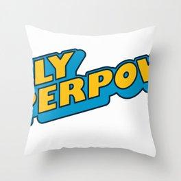 Logo T-shirt Throw Pillow