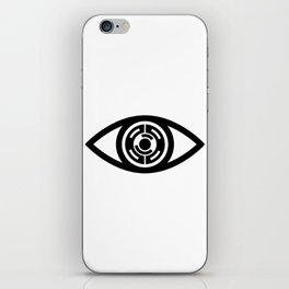Cybernetic Eye iPhone Skin