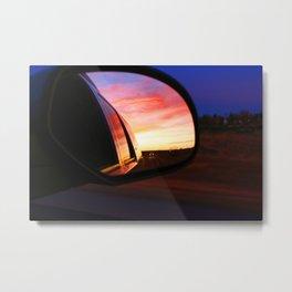 colorado sunrise Metal Print