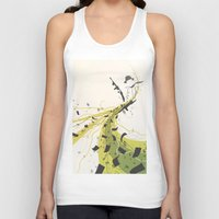 notorious Tank Tops featuring Notorious by Johnny