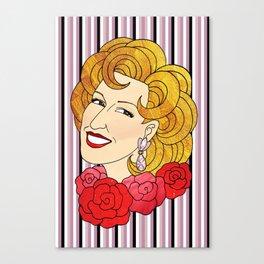 Bette Canvas Print