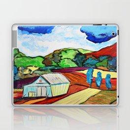 Tobacco Barn Laptop & iPad Skin