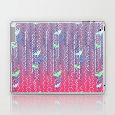 Origami Cranes // Graphic Print Laptop & iPad Skin