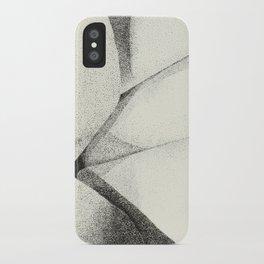 Ribbon - Pen & Ink Illustration iPhone Case