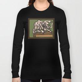 Mannequin Hands Long Sleeve T-shirt
