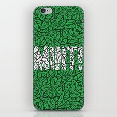 Mint! iPhone & iPod Skin