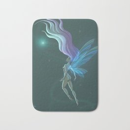 Fairy in the Ether Bath Mat
