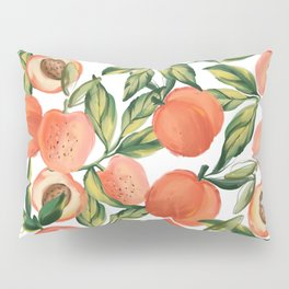 Peach Love Pillow Sham