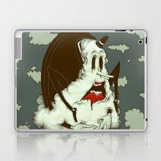 Creep Cloud Face Melt Laptop & iPad Skin