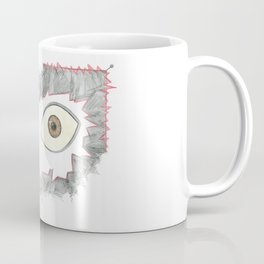 Eyes of fear Coffee Mug
