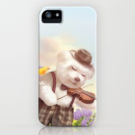 A Song For You iPhone Case