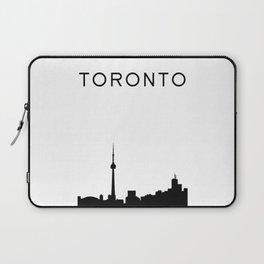 Toronto Skyline Graphic Laptop Sleeve