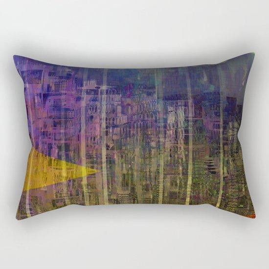End of Year / Urban 29-12-16 Rectangular Pillow