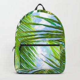Aloha Lāhainā Palms Maui Hawaii Backpack