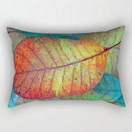Fallen leaves II Rectangular Pillow