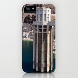 Hoover Dam VI iPhone Case