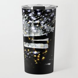 Starry Sky For The Cowboy In Montana Travel Mug